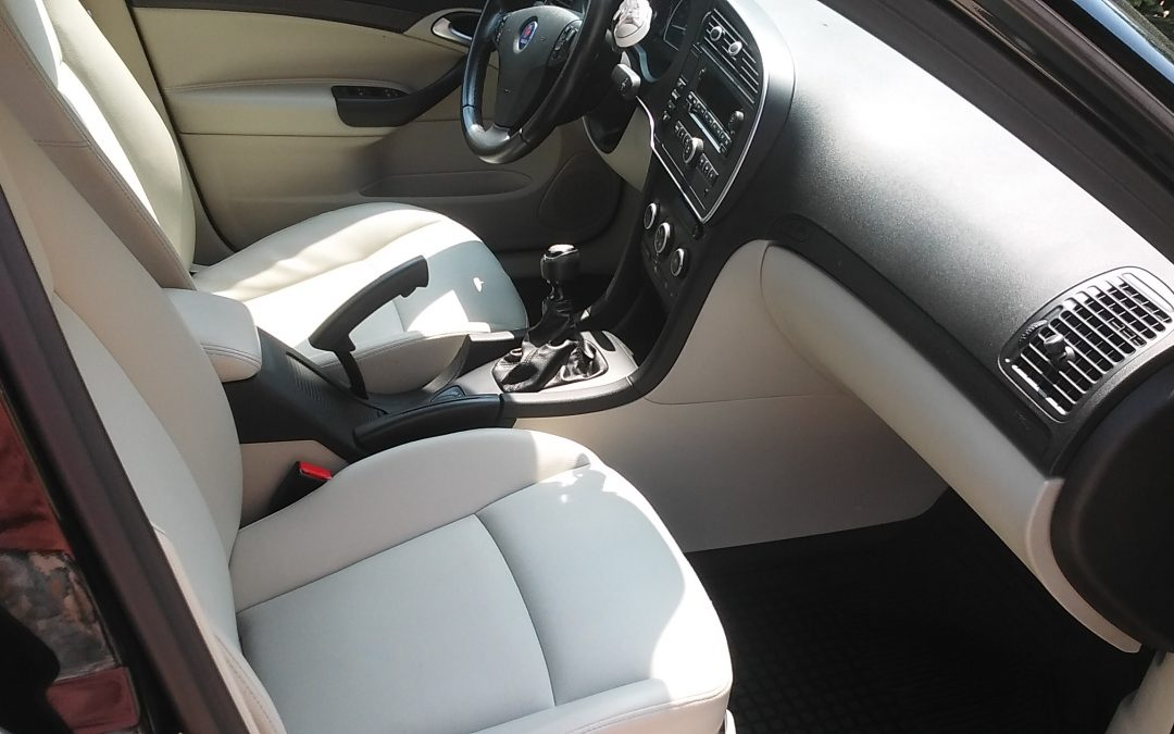 Autó bőrápolásának fontossága