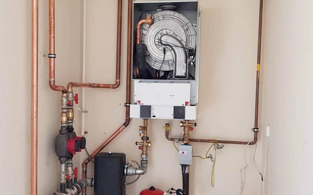 Víz gáz fűtés szerelő