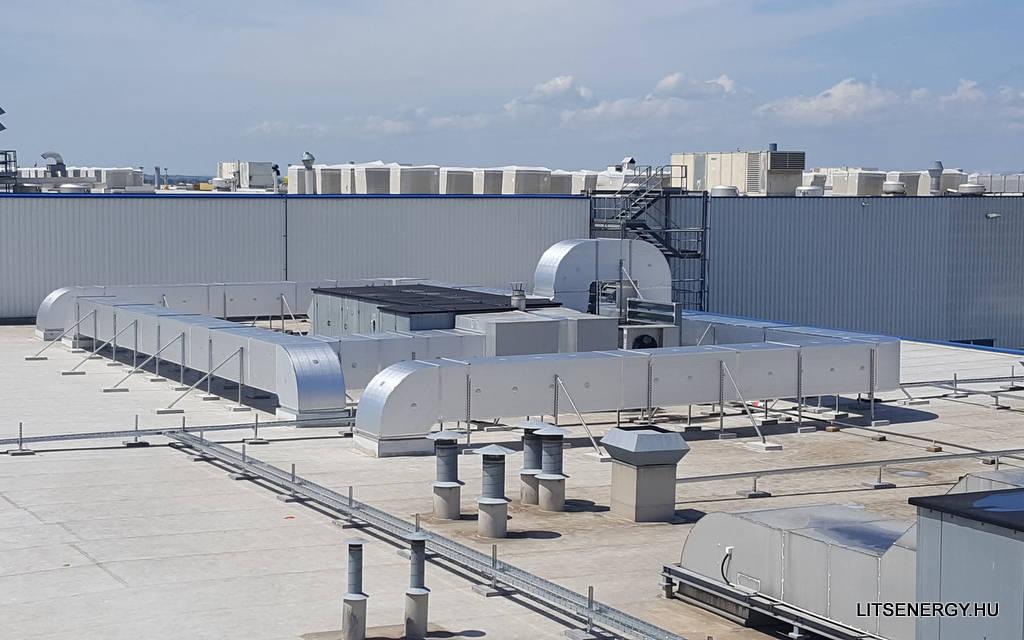 Az ALP légcsatorna minden egyes eleme a rendszert erősíti